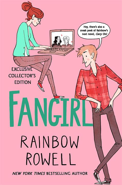 carry this book fangirl rainbow rowell quotes quotesgram