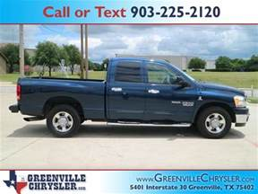 2006 dodge ram 2500 st for sale in greenville tx