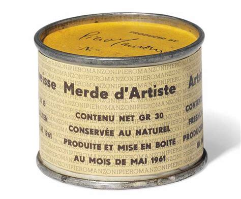 Architecture Gifts by The Power Of Piero Manzoni And His Merda D Artista Art