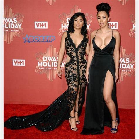 cardi b and lhhny cardi b and hennessey lhhny dresses in 2019 cardi b
