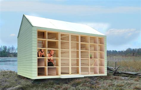Shed Sauna by Quot Spr 246 Js Series Quot By Visiondivision