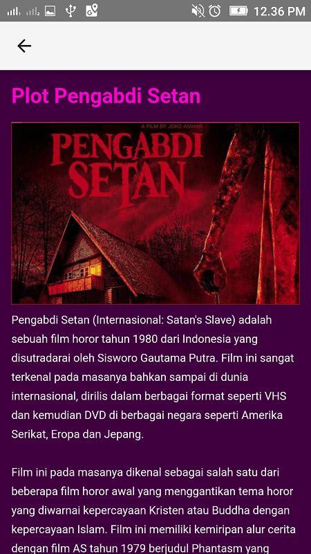 film pengabdi setan gratis free pengabdi setan apk download for android getjar