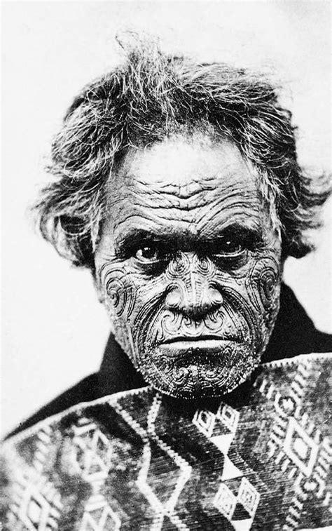 19th century tattoos the victorian maori 19th century and tes on