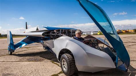 first car ever made in the world first ever flying car aeromobil youtube