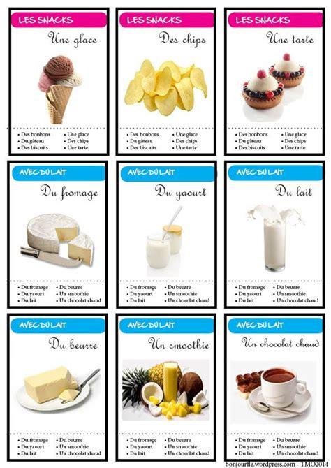 jeux de cuisine fran軋is 104 best fr vocab cuisine images on