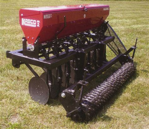 Pasture Planter by Kasco Seeders And Drills Seeders For Sale