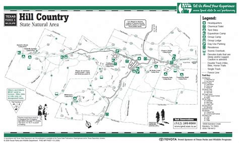 hill country map hill country state area bandera tx
