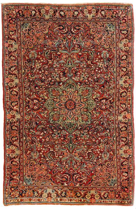 tappeti antichi persiani tappeto mahal sarouk antico morandi tappeti