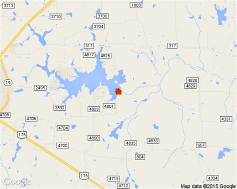 map of athens texas lake athens house and cabin rentals lakehousevacations
