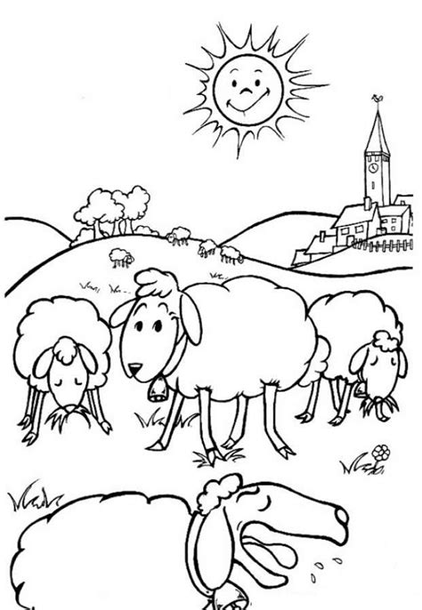 coloring pages farm animals and their babies baby farm animals coloring pages coloring home
