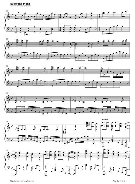 piano music on pinterest sheet music singers and lyrics unravel tokyo ghoul op stave preview 2 projets 224 essayer