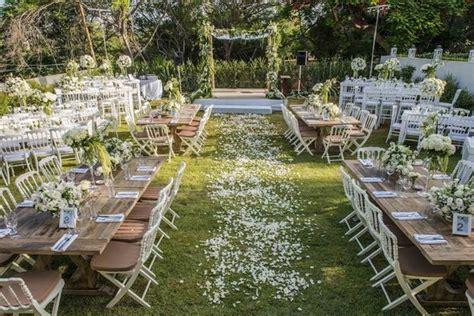 backyard wedding ceremony and reception budget backyard reception decorations the backyard wedding