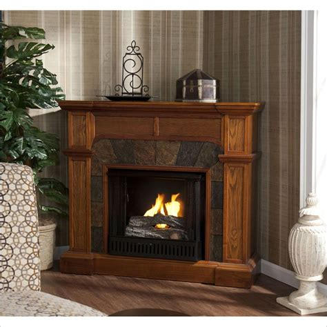 Mission Fireplace by Error