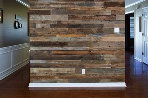 wood accent wall buy reclaimed wood accent wall coverings walls with a story