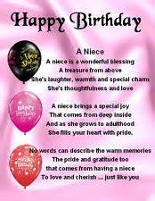 18th Birthday Quotes For Niece Happy 16th Birthday Niece Quotes Quotesgram