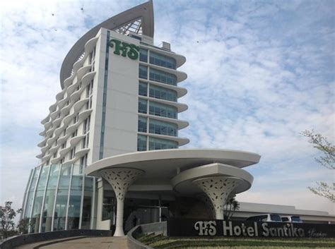 chelsy salon harapan indah nice hotel with friendly staff review of hotel santika