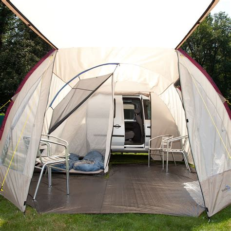 ebay awnings skandika cer 2 person man mini van awning cing tent