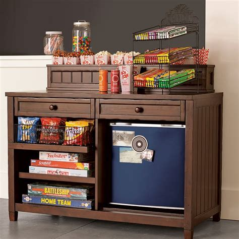 snack station   Home   Furniture   Pinterest   Coffee, Snack station and Snacks