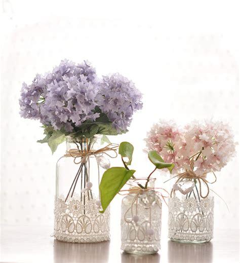 arreglos florales en floreros de vidrio compra restaurante jarrones al por mayor de china