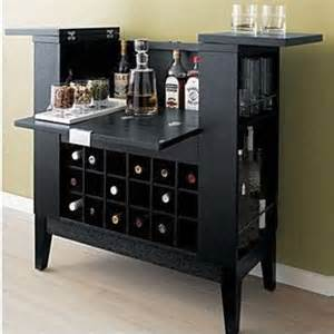 wooden wine bar rack with black color global sources