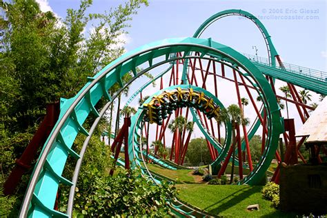 interlocking corkscrews photo kumba busch gardens ta
