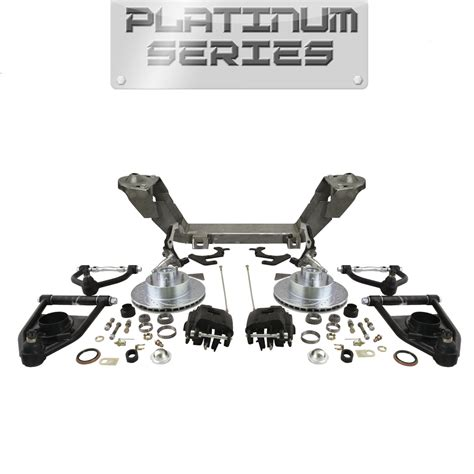 mustang two front end coil shock suspension front end kit mustang ii 2 ifs for
