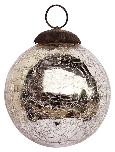 ball ornament hand blown christmas tree decoration ball