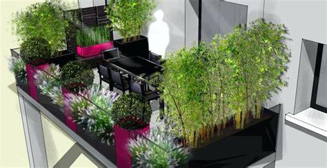 Deco balcon terrasse pot decoration jardin   Inds