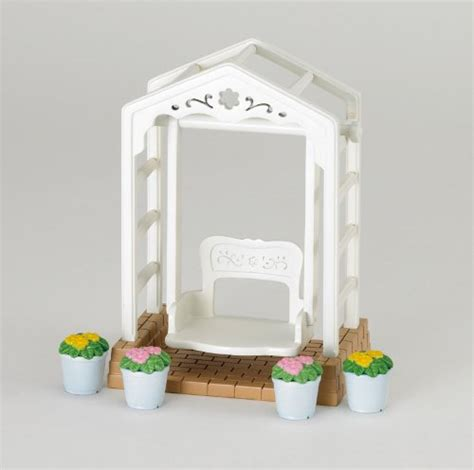 Calico Critter Furniture by Calico Critters Furniture Garden Swing Set Ka 622 New C1