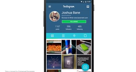 material design instagram icon this is how instagram could look with a material design
