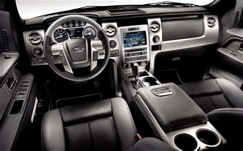 awesome ford f 150 interior 3 2011 ford f 150 platinum
