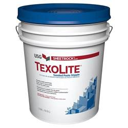home depot interior paint brands sheetrock brand texolite 5 gal wall and ceiling texture paint 545601 the home depot