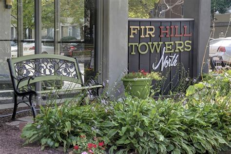 One Bedroom Apartments In Akron Ohio fir hill towers rentals akron oh apartments com