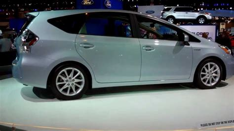 Best Wagons 10k by 2012 Prius V Wagon Alpha Concept