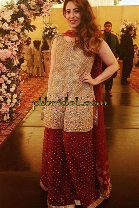 silk organza wedding dress   Pakistani Wedding Dressess