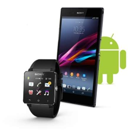 android compatible smartwatch 2 sw2 features made for android sony mobile global uk
