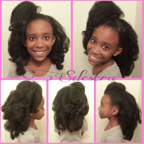 universal hairstyles black hair up do s 20 best images about natural kids curly styles on