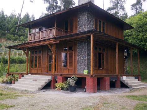 membuat rumah kayu sederhana membangun rumah kayu modern inspirasi desain rumah