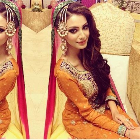 pakistani hair plait beautiful hair jewellery and mehendi on pinterest