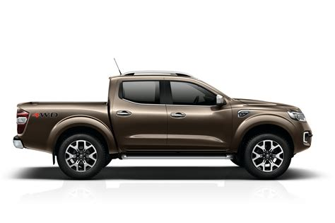 renault pickup truck renault pulls the wraps off new alaskan pickup truck