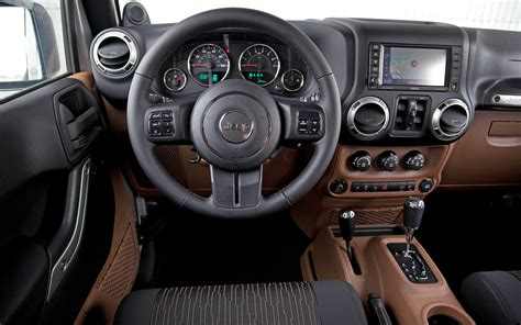 Jeep Yj Dash 2012 Jeep Wrangler Unlimited Dash View Photo 102