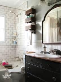 farmhouse style bathrooms farmhouse bathroom remodel reveal prodigal pieces
