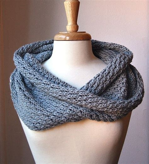 how to knit a snood scarf free pattern infinity scarf knitting pattern circular scarf snood