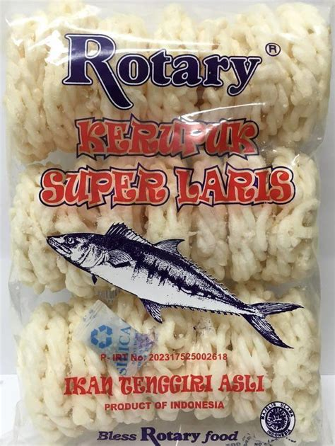 Kerupuk Vegetarian rotary kerupuk laris 200g from buy asian food 4u