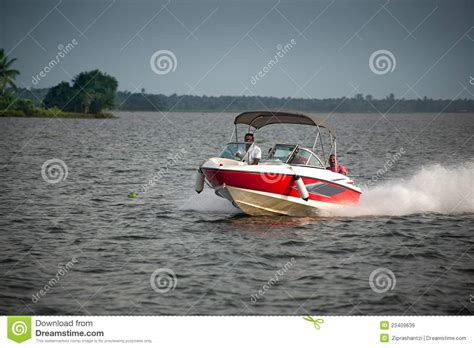 boat driving license in india indian people are enjoying high speed boating editorial