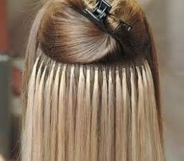 sewed in hair extensions style net