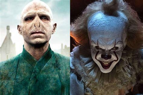 film up karakter bikin pangling ini wajah asli dibalik karakter seram