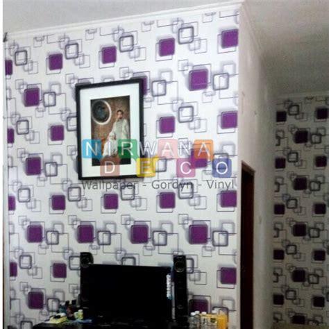 Karpet Meteran Bekas kenali dinding sebelum dipasang wallpaper nirwana deco jogja