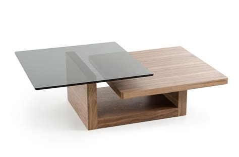 Balance Coffee Table Wood Balance Coffee Table Modern Furniture Brickell Collection