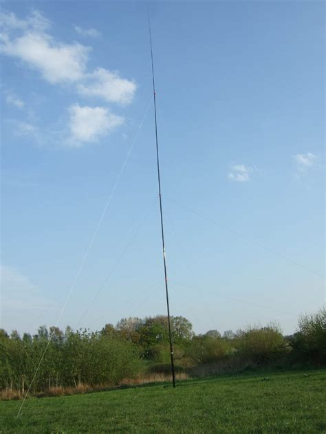 The Pole by Spiderbeam 169 High Performance Lightweight Antennas